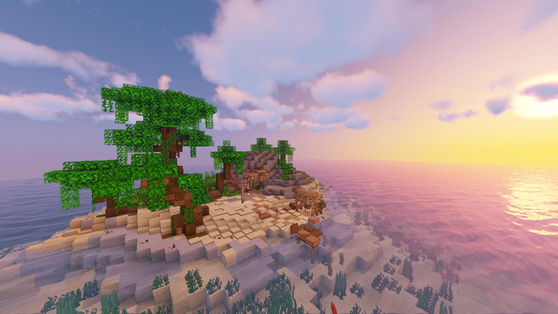 Mine Island